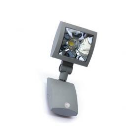 Svietidlo nástenné senzorové: 230V - LED1x12W - IP54