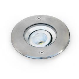 Svietidlo podlahové /7W / COB LED / IP 67