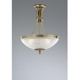 Svietidlo stropné závesné dekoratívne: 230V - 3xE14 - IP20