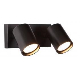 Svietidlo nástenné: 230V - 2xGU10 - IP20