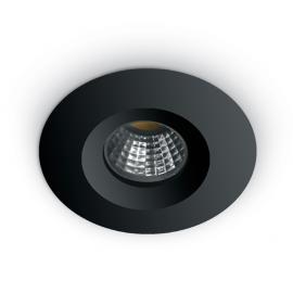 Svietidlo stropné podhľadové - bodové: 230V - LED 1W/3W - 3000K - IP65