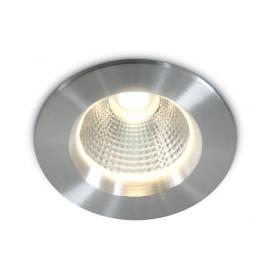 Svietidlo stropné podhľadové - bodové: 100-240V - LED 7W - 3000K - IP44