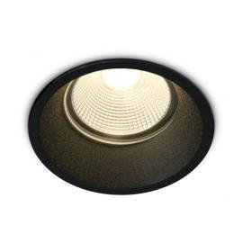 Svietidlo stropné podhľadové - bodové: 700mA - LED 12W - 3000K - IP44