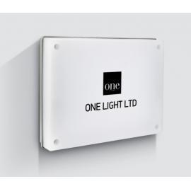 Orientačné svietidlo nástenné: 230V - LED 1x8W - IP54