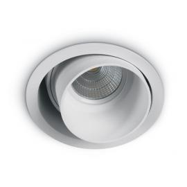 Svietidlo stropné podhľadové: 100-240V - 1xGU10 - IP20
