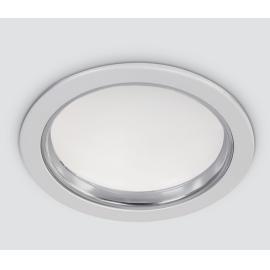 Svietidlo stropné podhľadové: 100-240V - LED 1x7W - IP44