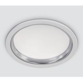 Svietidlo stropné podhľadové: 230V - LED 1x24W - IP44