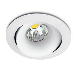 Svietidlo stropné podhľadové: 100-240V - LED 1x18W - IP20