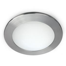 Svietidlo stropné podhľadové: 230V - LED 1x20W - IP44