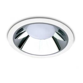 Svietidlo stropné podhľadové: 100-240V- LED 1x30W - IP20