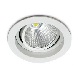Svietidlo stropné podhľadové: 100-240V - LED 1x12W - IP20