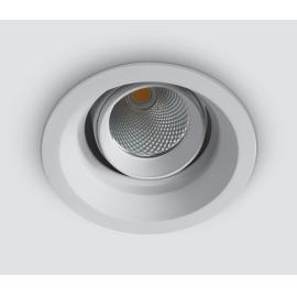 Svietidlo stropné podhľadové: 230V - LED 1x15W - IP20