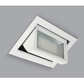 Svietidlo stropné podhľadové: 230V - LED 1x45W - IP20