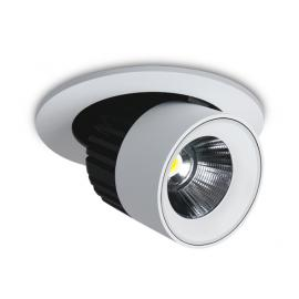 Svietidlo stropné podhľadové: 350mA - LED 1x7W - IP20
