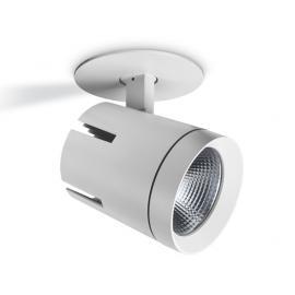 Svietidlo stropné podhľadové: 230V - LED 1x40W - IP20