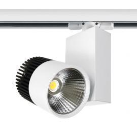 Svietidlo koľajnicové: 230V - LED1x30W - IP20