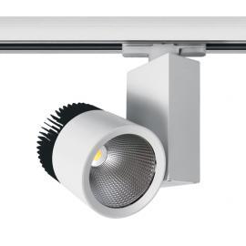Svietidlo koľajnicové: 230V - LED1x45W - IP20