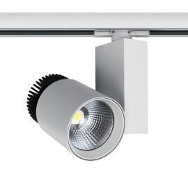 Svietidlo koľajnicové: 230V - LED1x50W - IP20