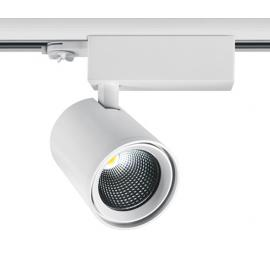 Svietidlo koľajnicové: 230V - LED1x38W - IP20