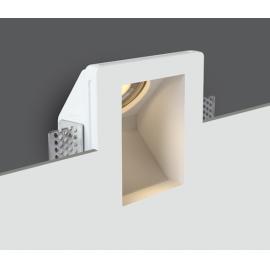 Svietidlo nástenné: 100-240V - 1xGU10 - IP20