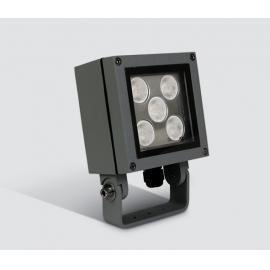 Svietidlo podlahové: 230V - LED1x5W - IP65