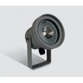 Svietidlo podlahové: 230V - LED1x9W - IP65
