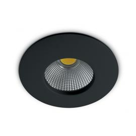 Svietidlo stropné podhľadové - bodové: 700mA - LED 12W - 3000K - IP64