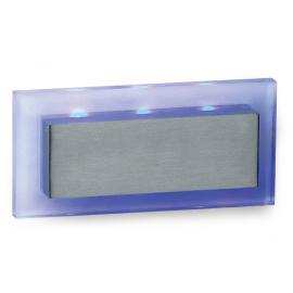 Svietidlo nástenné LED - 230V - 6x0,2W - IP20