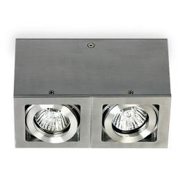Svietidlo stropné - 230V - 2x35W - objímka: 2xGU10 - IP20
