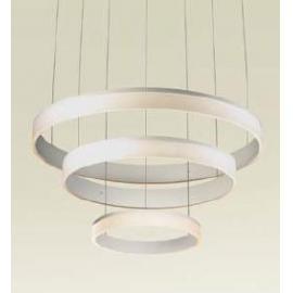 Svietidlo stropné závesné - LED 1x30W. 1x22W, 1x17,3, 3000K, 4200LM