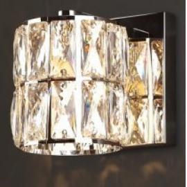 Svietidlo nástenné - objímka: G9 - 1x42W - 230V
