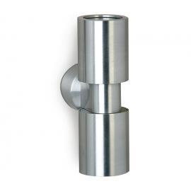 Svietidlo nástenné: 100-240V - 2xGU10 - IP54
