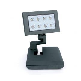 Svietidlo reflektorové: 230V - LED 8x1W - IP54