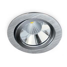 Svietidlo stropné podhľadové: 100-240V - LED 1x6W - IP20