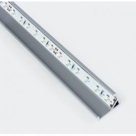 Hliníková lišta - rohová pre LED strip