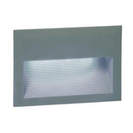 Svietidlo nástenné LED zapustené - 230V - 27x0,1W - IP54