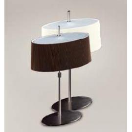Svietidlo stolové - objímka: E-14 - halogén max. 2x40W, kompakt max. 2x20W, LED max. 2x20W