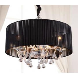 Svietidlo stropné závesné - objímka: E14 - halogén max. 5x40W, kompakt max. 5x20W, LED max. 5x20W