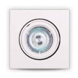 Svietidlo bodové - stropné podhľadové - objímka: GU5,3 - 12V - halogén 1x50W