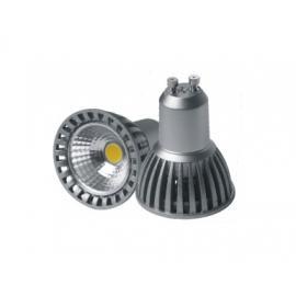 LED - 100-240V - 6W - objímka: GU10 - stmievateľný