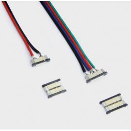Spojka pre LED strip RGB