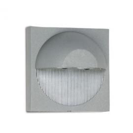 Svietidlo nástenné LED - 230V - 2x1W - IP54