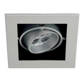 Svietidlo stropné podhľadové: 12V - 1xGU5,3 - IP20