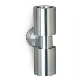 Svietidlo nástenné - 230V - 2x35W - objímka: 2xGU10 - IP54