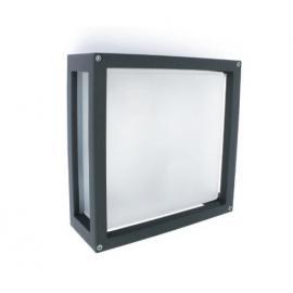 Svietidlo fasádne - 230V - 2x15W CP - objímka: 2xE-27 - IP44