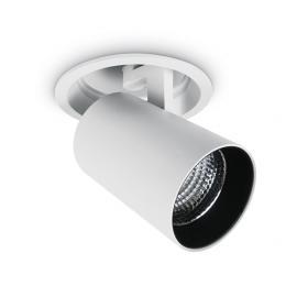 Svietidlo stropné podhľadové: 230V - LED 1x25W - IP20