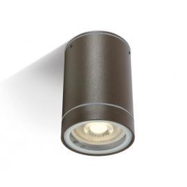 Svietidlo stropné prisadené: 100-240V - 1xGU10 - IP54
