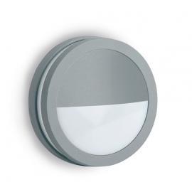 Svietidlo fasádne nástenné - 230V - 9W - objímka: GX53 - IP54