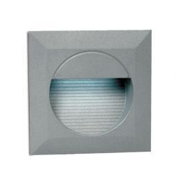 Svietidlo nástenné LED zapustené - 230V - 16x0,1W - IP54