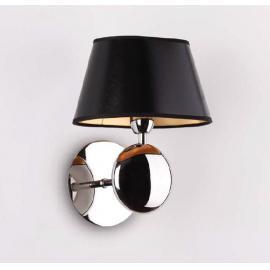 Svietidlo nástenné, jednoramenné - objímka: E14 - halogén max. 40W, kompakt max. 20W, LED max. 20W